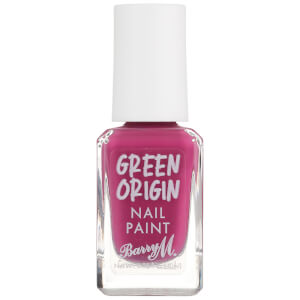 Barry M Cosmetics Green Origin Nail Paint Boysenberry