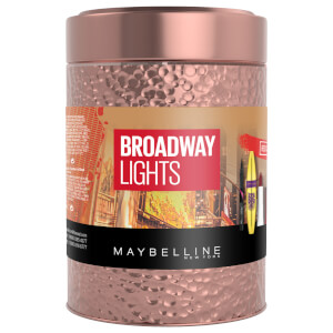 Maybelline New York Broadway Lights Gift Set (Worth £20.97)