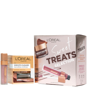 L'Oréal Paris Women's Sweet Treats Smooth Sugars Gift Set