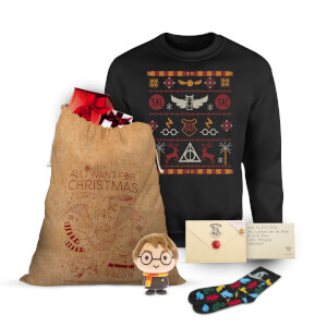 Harry Potter Officially Licensed MEGA Christmas Gift Set
