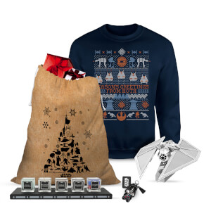 Star Wars Officially Licensed MEGA Christmas Gift Set