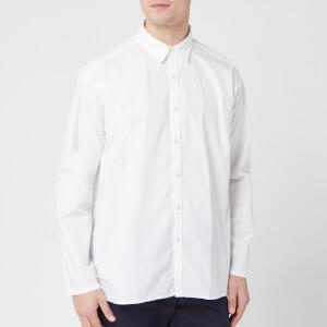 Oliver Spencer Men's Gibson Shirt - White
