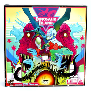 Dinosaur Island Board Game