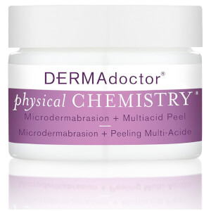 DERMAdoctor Physical Chemistry Facial Microdermabrasion and Multi-Acid Peel 1.7 oz