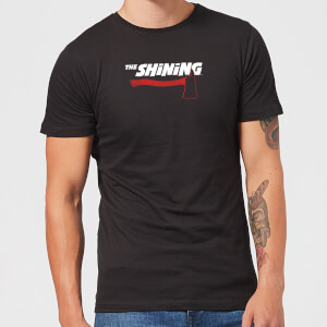 The Shining Red Axe Men's T-Shirt - Black