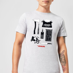 The Shining Moments Men's T-Shirt - Grey
