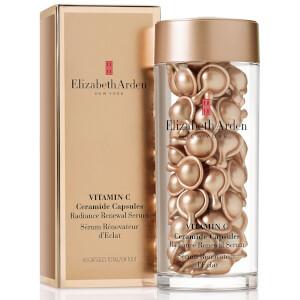 Elizabeth Arden Vitamin C Ceramide Capsules Radiance Renewal Serum(엘리바베스 아덴 비타민 C 세라마이드 캡슐 래디언스 리뉴얼 세럼 60개)