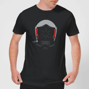 2001: A Space Odyssey Space Suit Helmet Men's T-Shirt - Black