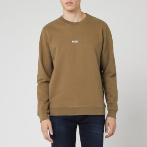 BOSS Men's Weevo Sweatshirt - Taupe