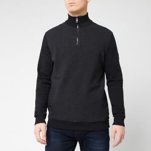 BOSS Men's Zolight Jumper - Black