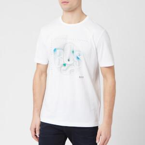 BOSS Men's T-Shirt 3 - White