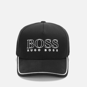 BOSS Hugo Boss Men's Basic Cap - Black
