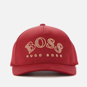 BOSS Hugo Boss Men's Curved Cap - Burgundy
