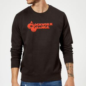 A Clockwork Orange A Clockwork Orange Sweatshirt - Black