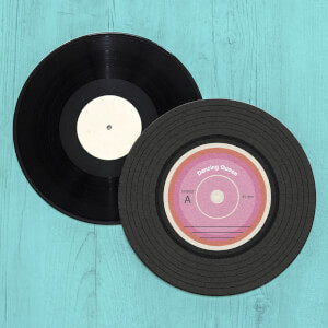 Dancing Queen Vinyl Record Player Slip Mat