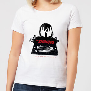 The Shining Silhouette Women's T-Shirt - White