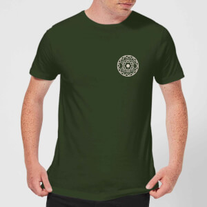 Crystal Maze Fast And Safe Pocket Men's T-Shirt - Forest Green
