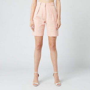Bec & Bridge Women's Coral Club Shorts - Peach
