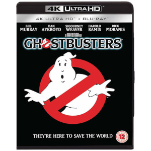 Ghostbusters - 4K Ultra HD (Includes Blu-ray)