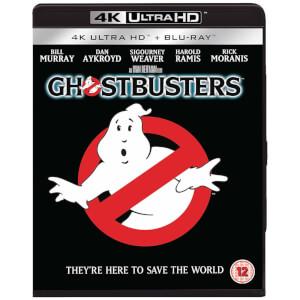 Ghostbusters - 4K Ultra HD (Includes Blu-ray)
