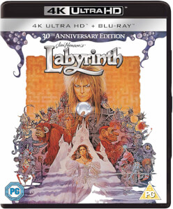 Labyrinth - 4K Ultra HD (Includes Blu-ray)