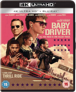 Baby Driver - 4K Ultra HD (Includes Blu-ray)