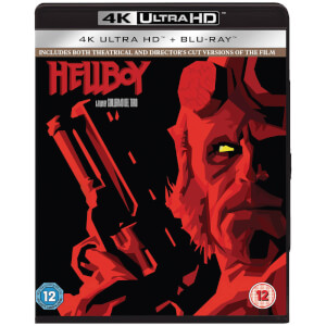 Hellboy - 4K Ultra HD (Includes Blu-ray)