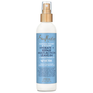 SheaMoisture Manuka Honey and Yoghurt Hydrate and Repair Multi-Action Leave-In 237ml