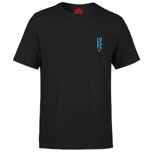 Las Vegas Lights FC Supporter T-Shirt - Black
