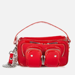 Núnoo Women's Helena Patent Bag - Red