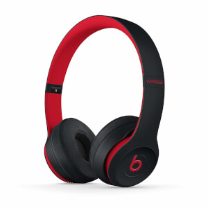 Beats By Dr. Dre Solo 3 Wireless On-Ear Headphones - The Decade Collection - Defiant Black/Red