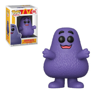 POP Ad Icons: McDonald's - Grimace