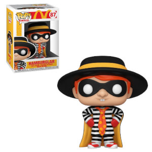Figurine Pop! Hamburglar - McDonald's