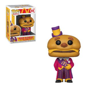 POP Ad Icons: McDonald's - Mayor McCheese