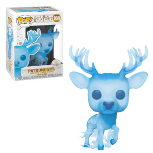 Harry Potter Harry's Patronus Pop! Vinyl Figure