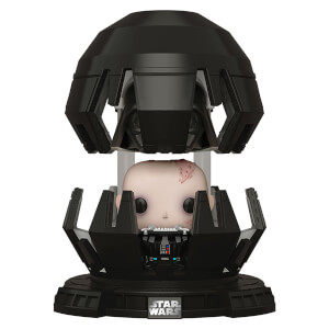 Star Wars Empire Strikes Back Darth Vader in Meditation Chamber Pop! Deluxe