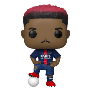 Figurine Pop! Presnel Kimpembe - Football - Paris Saint-Germain