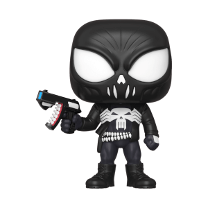 Marvel Venom Punisher Pop! Vinyl Figure