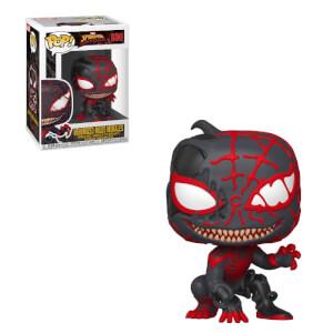 Marvel: Venom - Miles Morales Figura Funko Pop! Vinyl