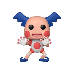 Mr. Mime Pokemon Funko Pop! Vinyl
