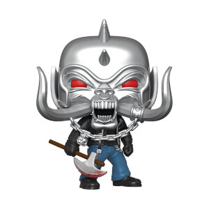 Pop! Rocks: Motörhead - Warpig Figura Funko Pop! Vinyl