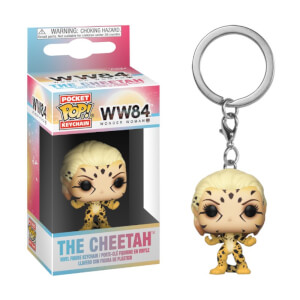 Wonder Woman 1984 Cheetah Funko Pop! Keychain