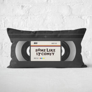 Some Like It Comfy Rectangular Cushion