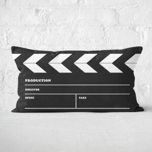 Film Board Rectangular Cushion