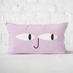 Eyes Rectangular Cushion
