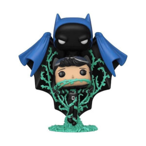 DC Comics Batman and Catwoman EXC Pop! Comic Moment