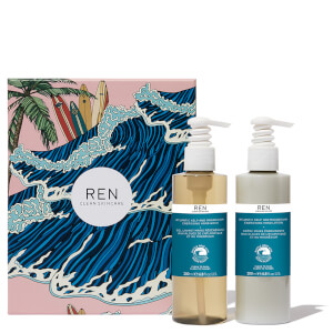 REN Atlantic Kelp Hand Care Duo (Worth £23.00)