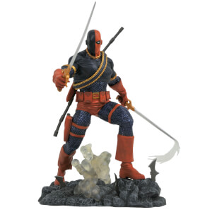 Statuette Deathstroke en PVC, DC Comics Gallery – Diamond Select