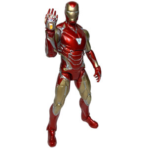 Diamond Select Marvel Select Avengers 4 Iron Man Mk85 Action Figure