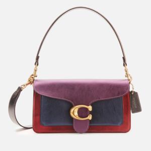 Coach Women's Metallic Colorblock Tabby Shoulder Bag 26 - Multi